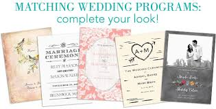 what goes on a wedding program how to address wedding invitations invitations by