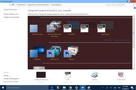 windows 7 desktop themes united kingdom how to customize windows 10 theme like windows 7 microsoft community