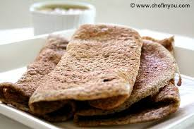 millet cuisine sprouted ragi dosa recipe finger millet recipes chef in you
