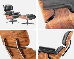 eames lounge chair vitra black manhattan home design