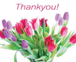 thank you flowers thank you flowers thank you flowers doora barefield parish