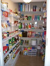 Kitchen Pantry Shelving by New 18