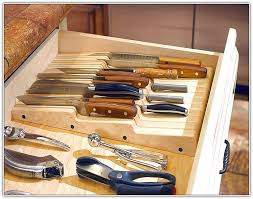 Kitchen Knives Storage Kitchen Knife Storage Ideas Cuisine Pinterest Knife Storage