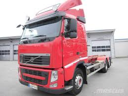 volvo fh13 6x2 48 containerframe skiploader trucks year of mnftr