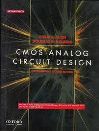 cmos analog circuit design 2nd edition 2nd edition buy cmos