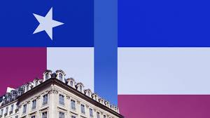 Paris Flag Image Texas Secessionists Already Have An Embassy In Paris