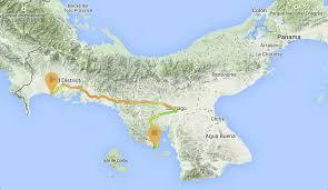 Panama City Map Diving Coiba Island Panama U2013 Peter U0026 Karen Pecksen