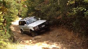 toyota land cruiser 1997 1997 toyota land cruiser fzj80 off road in the daniel boone