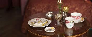 assiette porte verre faïencerie de gien route des indes assiettes tasses plats en