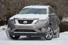 nissan pathfinder in snow 2013 nissan pathfinder news and information autoblog