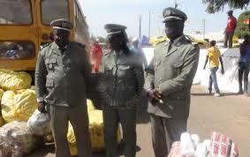 bureau de sortie douane la douane préparée à parer à toute incursion frauduleuse à la fidak