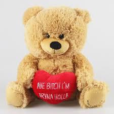 valentines bears shawty u as tho hollabears