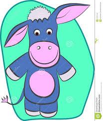 donkey outline stock photography image 21871542
