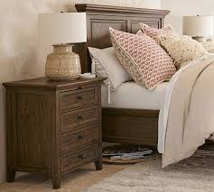 night stand hudson 4 drawer nightstand pottery barn