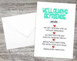 friendship cards friendship cards best friend humor cards you are my best