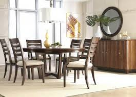 dining room table for 6 set of 6 dining chairs modern 60 inch round table room decorating
