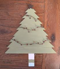wooden christmas tree box one artsy mama