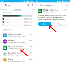 apps running in background android how to all apps running in background of android device