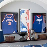 vintage basketball room decor pbteen