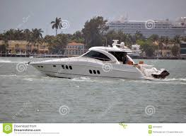 luxury cabin cruiser stock image image of cruiser recreation