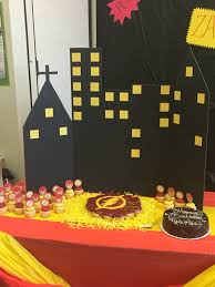 halloween bday party the flash superhero birthday party ideas birthday party snacks