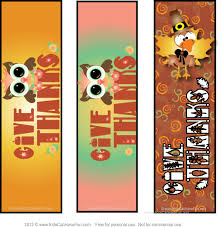 thanksgiving printables banners coloring bookmarks