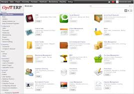 List Of Erp Systems Introduction To Odoo Packt Books