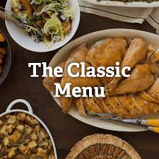 classic thanksgiving menu serious eats