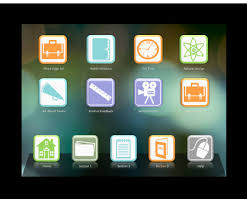 ipad powerpoint template presenter media home to the best animated