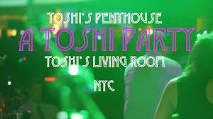new years eve 2016 toshis living room u0026 penthouse nyc on vimeo