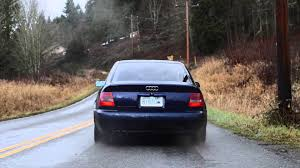 stage 3 audi b5 s4 launching flyby s and shenanigans