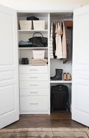 a custom closet for the guest room room for tuesday