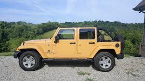 unique jeep colors sand color 14 jeep wrangler freedom edition oscar mike very unique