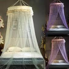 canapé princesse 3x rideau à dentelle ronde canapé canette à caisse princesse