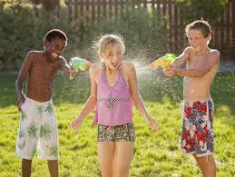 summer activities for kids indoors and outdoors