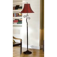 kenroy home richardson floor lamp floor lamps modern amazon com