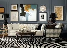 Zebra Print Area Rug 8x10 Extraordinary Black Area Rug 8 10 Classof Co