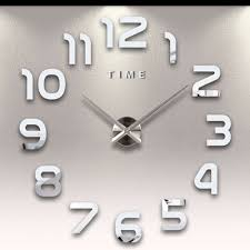 wanduhren modern dimension clock wanduhr zeit led clock by uttam banerjee at