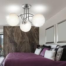 Esszimmer Lampen Led Led Decken Leuchte Kugel 9 Watt Esszimmer Beleuchtung Nickel