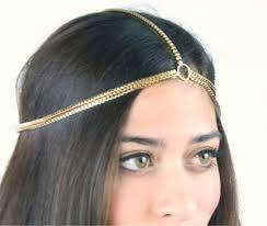 headpiece jewelry bohemian women s gold plated headpiece jewelry gold