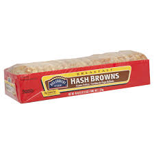 hill country fare breakfast hash brown patties shop breakfast