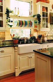 Farmhouse Style Kitchen Islands by Bathroom Design Farmhouse Kitchen Counter Decor The V Side Diy