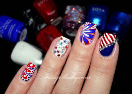 50 best nails red white u0026 blue holiday themed nail art images on