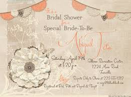rustic bridal shower invitations designer rustic bridal shower invitations country chic style wedding