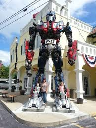 transformer robot branson missouri vacation