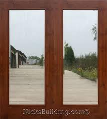 Wood Patio Doors Knotty Alder Real Wood Patio Doors Doors
