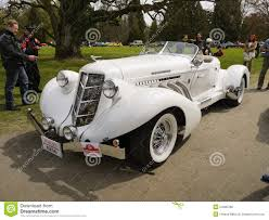 replica cars classic luxury cars auburn speedster replica editorial stock