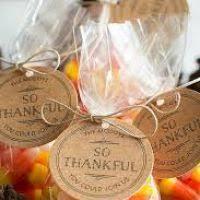 thanksgiving favor bags themontecristos