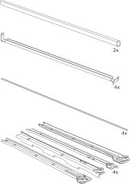 Ikea Schlafzimmer Trysil Bedienungsanleitung Ikea 403 087 76 Trysil Seite 10 Von 48 Alle