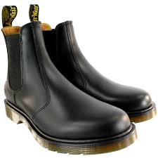 classic motorcycle boots mens dr martens 2976 classic chelsea style leather ankle high boot